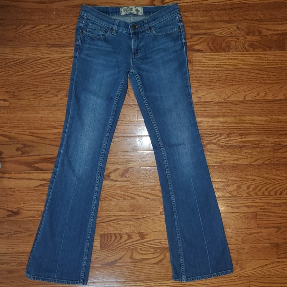 PINK Victoria's Secret Denim - PINK Victoria's Secret Boot Cut 5 Pocket Jeans